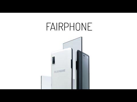Fairphone: El teléfono más justo del mundo