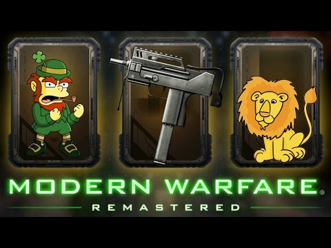 Luck of the Irish? - CoD:MWR Rare Supply Drop Opening (630 Depot Credits)