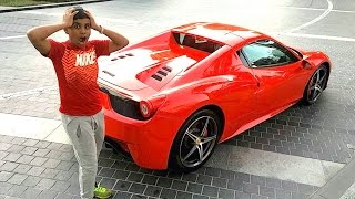Repeat youtube video RICHEST KID OF DUBAI BIRTHDAY SURPRISE  !!!