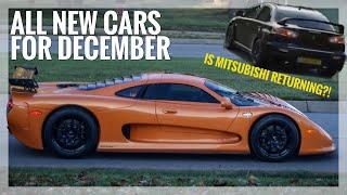 Forza Horizon 4 Update 4 |All 11 New Cars (Is Mitsubishi Returning!!??)