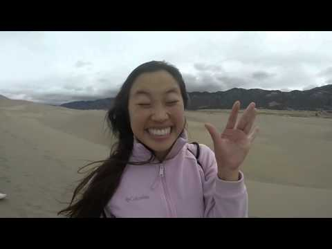 Great Sand Dunes & Hot Springs!