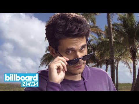 John Mayer Releases Retro  for 'New Light'  Billboard News