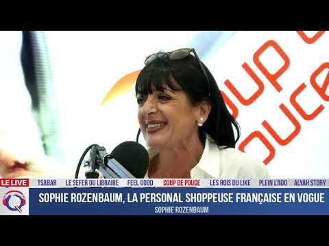 Sophie Rozenbaum, la personal shoppeuse française en vogue - CDP#325