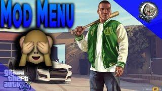 Grand Theft Auto V Mod Menu [DZ]
