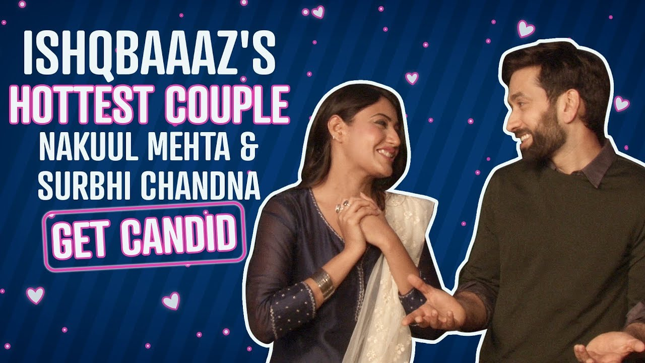 Ishqbaaaz pair Nakuul Mehta & Surbhi Chandna prove why they are the hottest jodi | Pinkvilla
