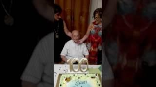 Auguri a nonno Giovanni