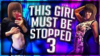 This Girl Must Be Stopped #3!!! (Uma Kompton)