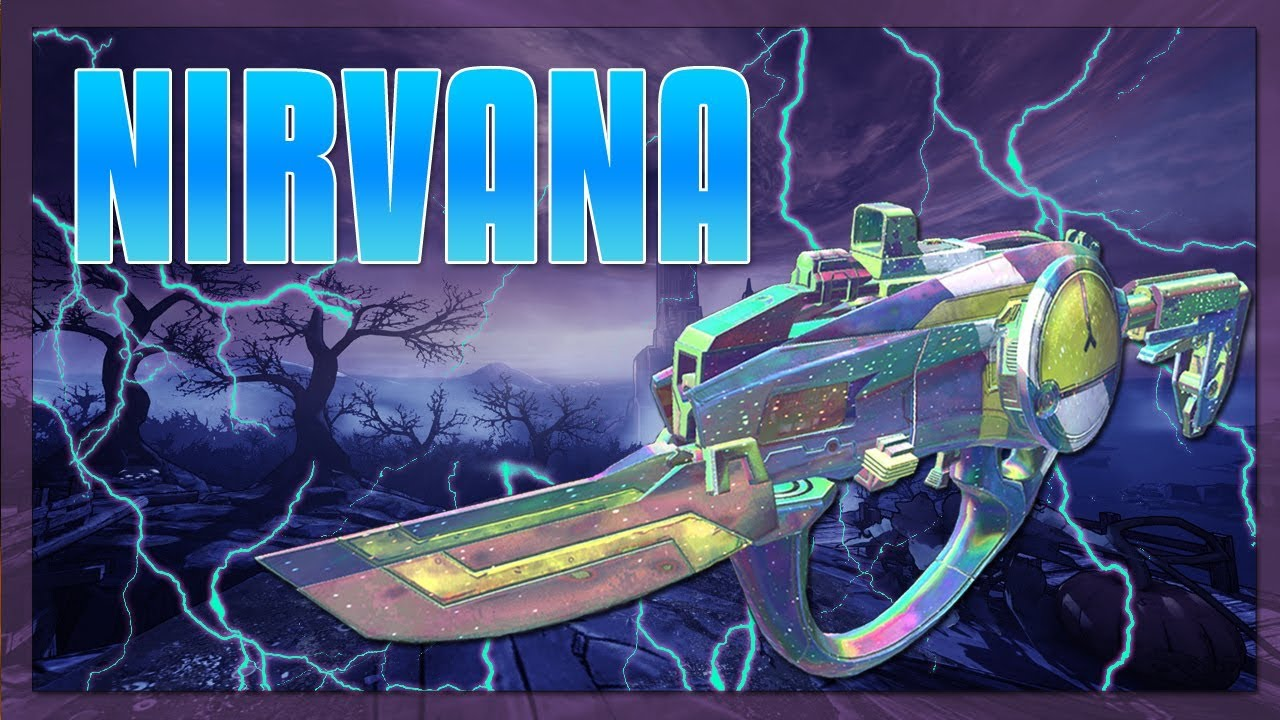 Borderlands 2 Effervescent Guide: where to pick up these rainbow