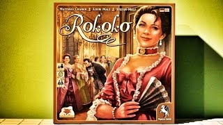 Rokoko - Brettspiel Test - Board Game Review #30