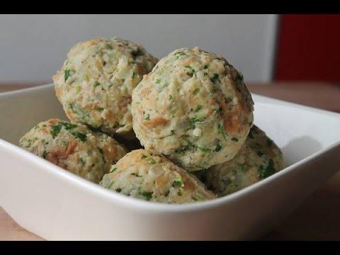 Semmelknödel Selber Machen (Rezept) || Homemade Bread Dumplings (Recipe) || [ENG SUBS]
