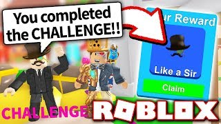 COMPLETE *NEW* CHALLENGE TO UNLOCK LIMITED MYTHICAL HAT in MINING SIMULATOR UPDATE!! (Roblox)