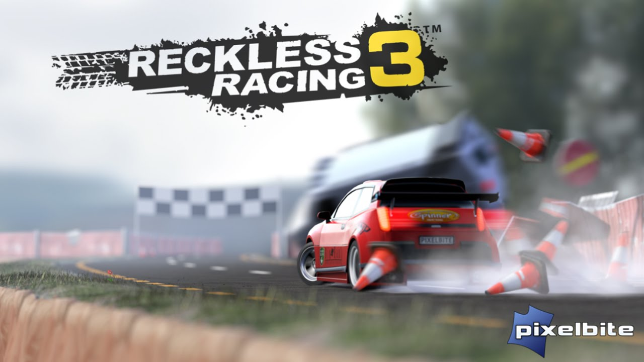 Official Reckless Racing 3 (by Pixelbite) iOS / Android Teaser Trailer