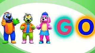 Nursery Rhyme Songs for Kids   BINGO   Kids Songs to Dance To   Nursery Rhymes   Raggs TV