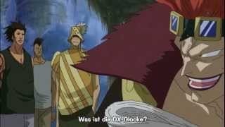 One Piece - Eustass Kid / Kid Piratenbande In Der Neuen Welt