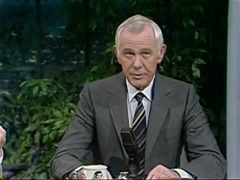 Johnny Carson 1984 05 03 Robert Blake