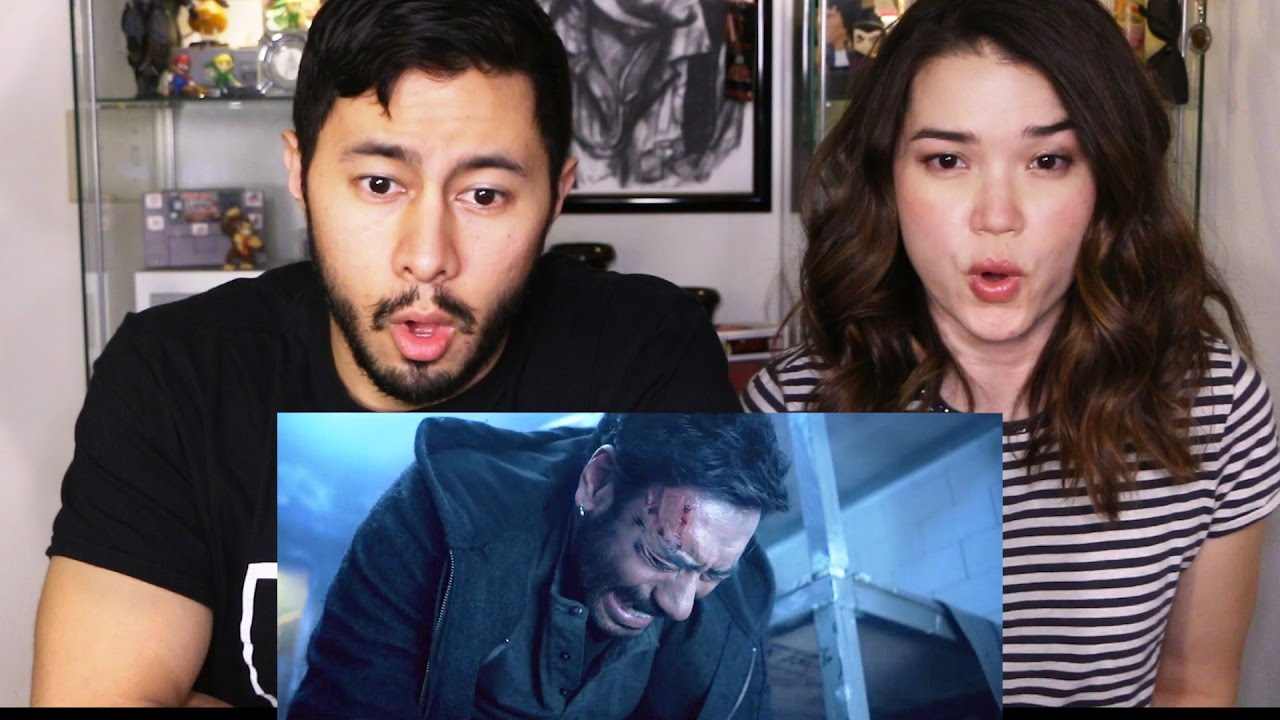 Download SHIVAAY Trailer 2 | Ajay Devgn | Trailer Reaction by Jaby & Achara!