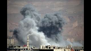 النظام السوري يقسم الغوطة الشرقية وازدياد حصيلة القتلى