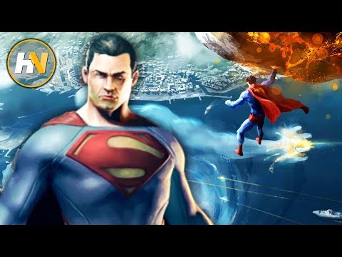 The TRUTH Behind Warner Bros Cancelled Superman Game Franchise