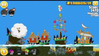Angry Birds Seasons The Pig Challenge Let