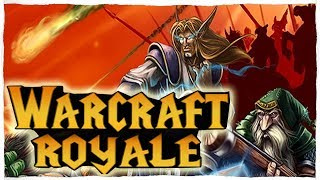 Warcraft 3 | Custom | Warcraft Battle Royale