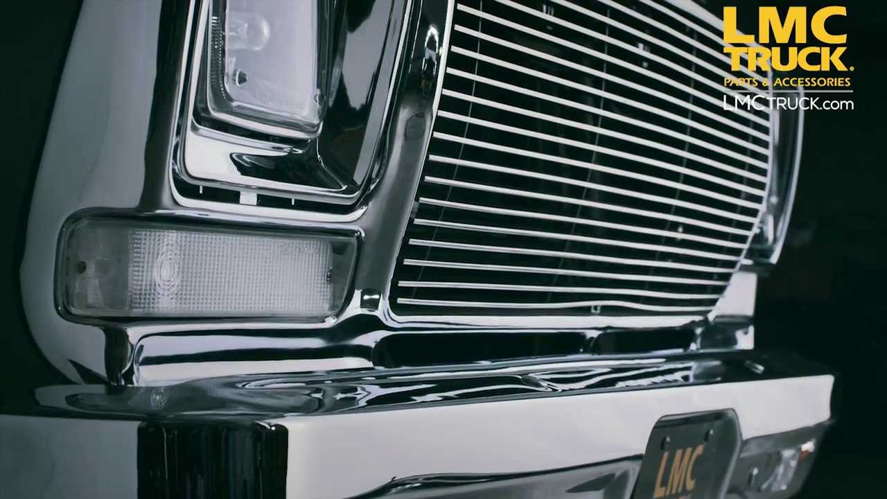 Lmc Truck Ford Grilles 1973 79 Youtube 1980 F150 Brush Guards