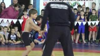 Турнир по дзюдо и греко-римской борьбе в Новозыбкове.