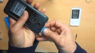 Como reparar conector usb del celular movil thl w100s