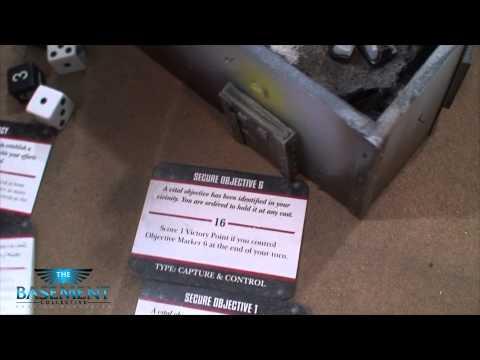 TBMC - HD Video Batrep - 1500 Grey Knights vs Tau