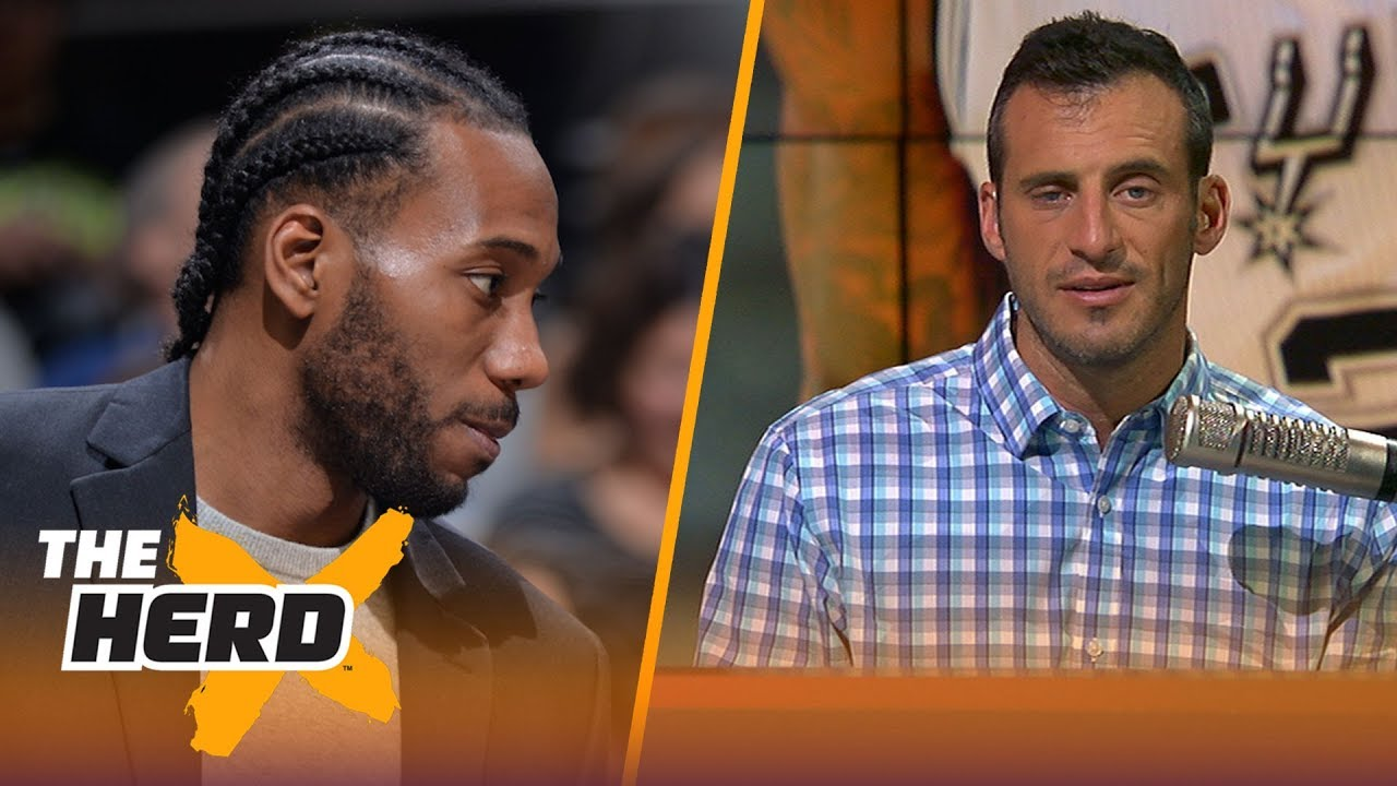 Doug Gottlieb doesn't believe Kawhi could want to play for Clippers over the Lakers | NBA | THE HERD