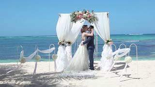 Свадьба в Доминикане. Пляж Amor(, 2017-05-17T20:29:47.000Z)