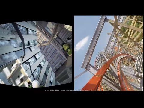 Six Flags México: Medusa será en 2017 una roller coaster con realidad virtual