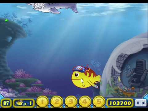 growing fish game youtube