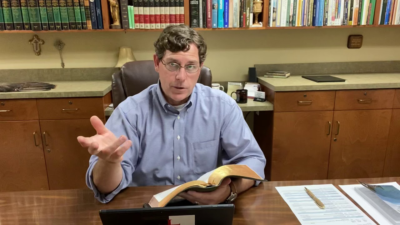 Video Message from Pastor Rit: 6/17