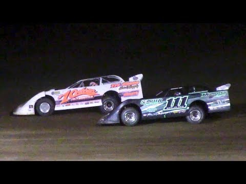 ULMS Super Late Model Feature | McKean County Family Raceway | 6-16-18
