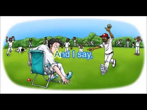 I don't like Cricket lyric video