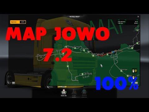 TUTORIAL PEMASANGAN MAP JOWO 7.2 100% BERHASIL!!