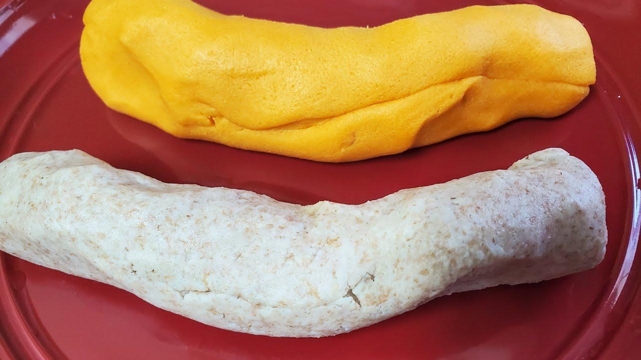 Pasta de concha con harina integral como hacer R