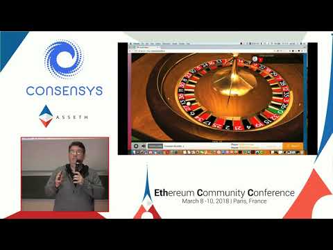 FunFair @ Ethereum Community Conference: Scaling tech for mass market gaming