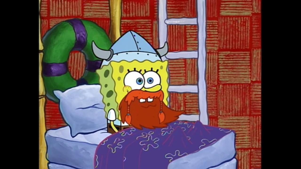 SpongeBob SquarePants Fans Celebrate Leif Erikson Day