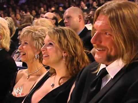 Thumbnail: WWE Hall Of Fame 2006 - full speech for Eddie Guerrero of Benoit, Chavo, Mysterio and Vickie