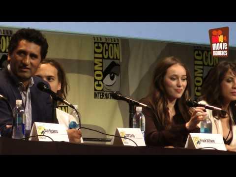 Fear the Walking Dead - full panel SDCC 2015