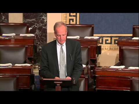 Senator Jerry Moran Delivers Floor Speech About Entrepreneurship Week