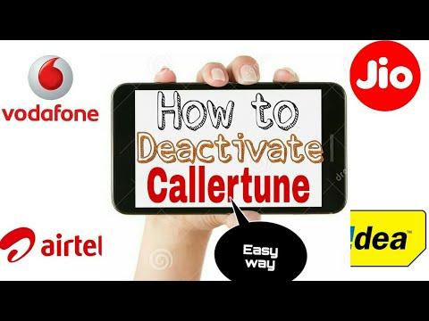 Deactivate Hellotune Callertune kaisa kare in1min on airtel how to deactivate hello tune on airtel