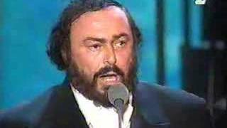 "Le Bon & Pavarotti ""Ordinary World"""