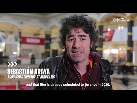 Profesionales del cine chileno participan en el European Film Market 2019
