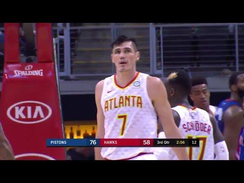 Ersan İlyasova'nın 23 sayılık Detroit Pistons maçı performansı 14.12.2017