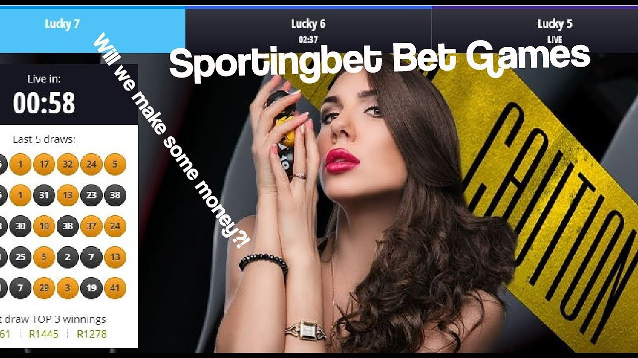 Sportingbet Bet Games