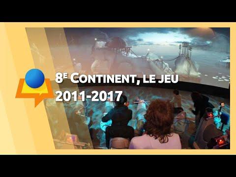 Futuroscope : Le 8e Continent, c'est fini !