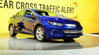 2016 CHEVROLET VOLT | 2015 Detroit Auto Show