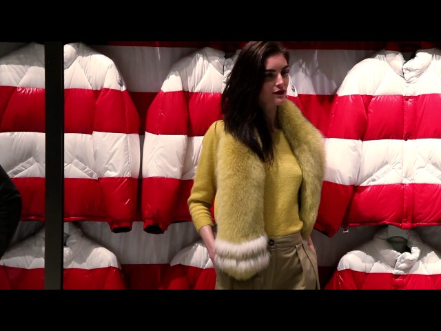 Moncler Madison Flagship Store Opening